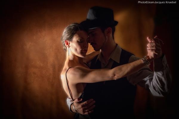 Tango argentin, Danses de couple